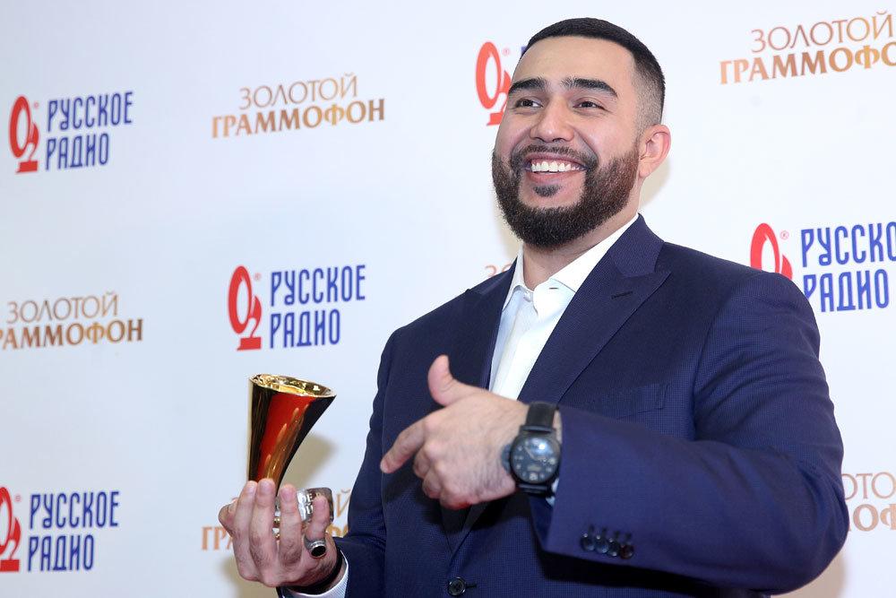 Jah Khalib Фото: Сергей Бобылев/ТАСС
